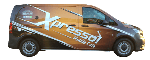 mobile cafe franchise