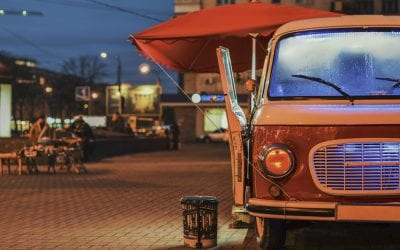 Running a Market? Don't Forget the Coffee Van!