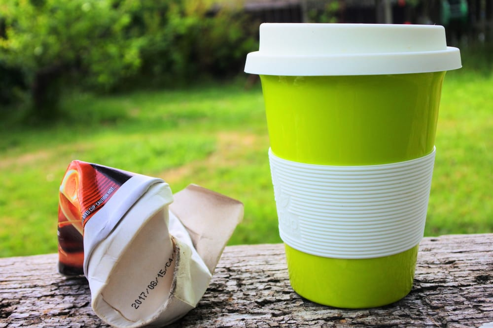 refuse coffee cups